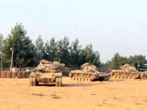 DAEŞ ve YPG'ye Süpürme