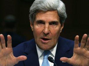 John Kerry: YPG Fırat'ın Doğusuna Çekiliyor