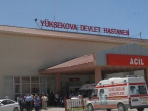 Hakkari'de PKK'lı Teröristler Şantiye Bastı: 2 Ölü