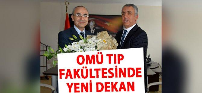 Samsun OMÜ Tıp Fakültesi Dekanı Prof. Dr. Ayhan Dağdemir Oldu