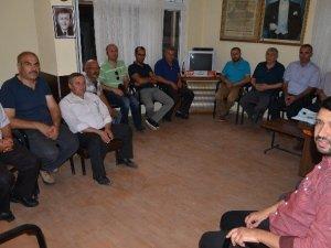 Osmancık AK Parti'den CHP'ye Ziyaret