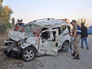 Adıyaman'da Feci Kaza: 7 Ölü, 10 Yaralı