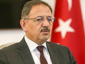 Bakan Özhaseki: ''FETÖ'den Bin 142 Parsel Kurtardık''