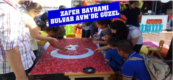 Zafer Bayramı'na Özel Atölye Bulvar AVM'de!