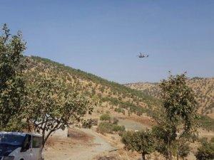 PKK Kampları Ateş Altında
