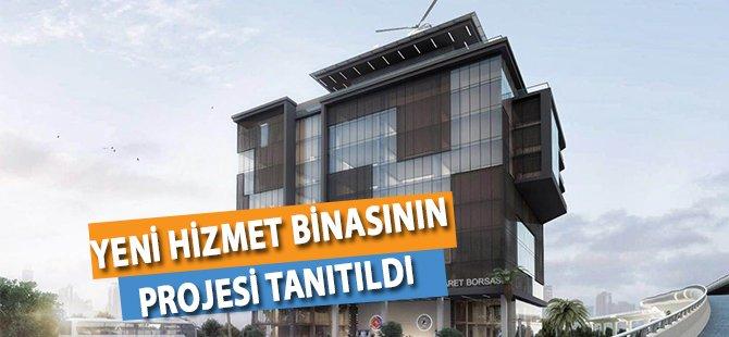 Samsun TSO Başkanı Murzioğlu, Yeni Hizmet Binasının Projesini Tanıttı