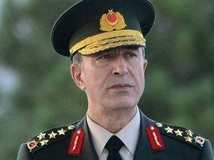 Genelkurmay Başkanı Akar; Hainler Temizlendikçe TSK Daha Da Güçlü Olacak