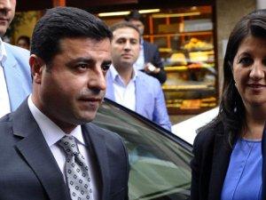 HDP'li Demirtaş ve Buldan İfadeye Çağrıldı