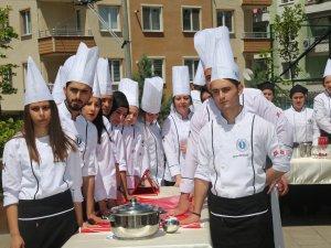 ODÜ, Aşçılık Eğitimine Önem Veriyor