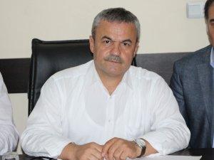 Eski Milletvekili Ünal'dan AK Parti Havza İlçe Başkanlığına Ziyaret