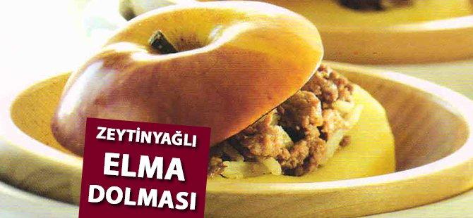 Zeytinyağlı Elma Dolması