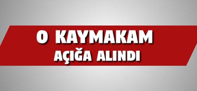 Salıpazarı Kaymakamı FETÖ/PDY Kapsamında Görevden Alındı