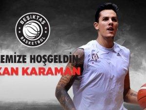 Beşiktaş, İlkan Karaman'ı Kadrosuna Kattı