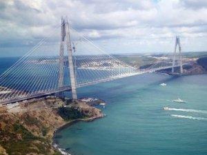 Yavuz Sultan Selim Köprüsü'nde Gişeler Bozuldu!