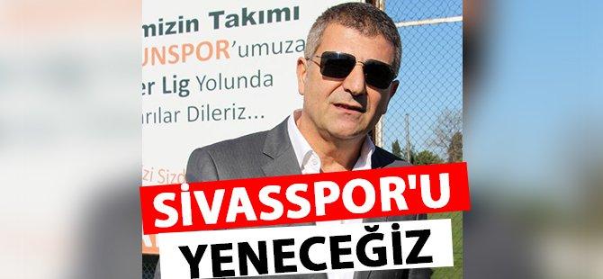 """Samsunspor Sportif Direktörü Zeren; """"Sivasspor'u Yeneceğiz"""""""