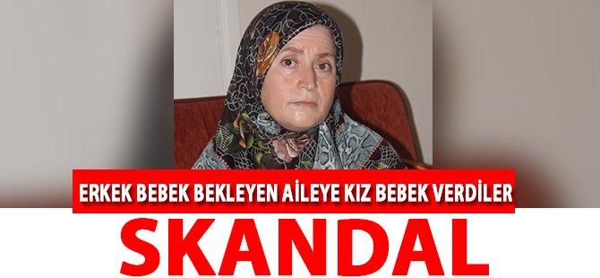 Adana'da Erkek Bebeği Olacağı Söylenen Aileye Kız Bebek Verildi