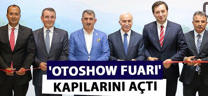 Samsun'da 'Otoshow Fuarı' Kapılarını Açtı