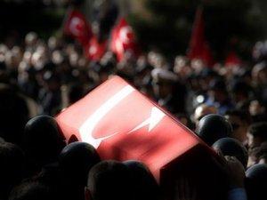 Mardin'den Acı Haber 1 Şehit