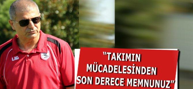Samsunspor'da Sivasspor Maçı Hazırlığı Sürüyor