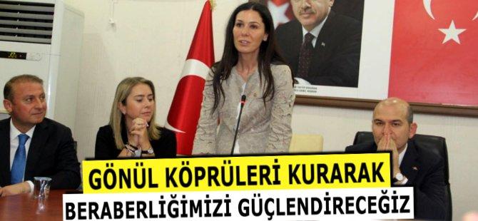İçişleri Bakanı Soylu Ve AK Parti Samsun Milletvekili Karaaslan Mardin'de
