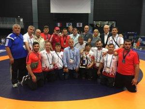 Dünya Şampiyonasında Millilerden Büyük Başarı