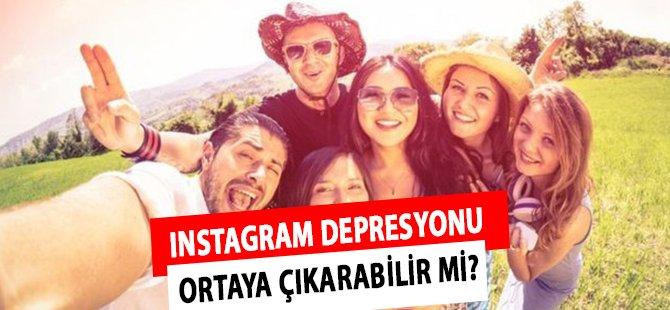 Instagram Depresyonu Ortaya Çıkarabilir Mi?