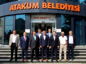 Samsun İller Bankası Yönetim Kurulu Başkanı Üstün; 'Değişim ve Gelişimin Destekçisiyiz'