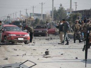 Afganistan Kabil'de Patlama: 4 Yaralı