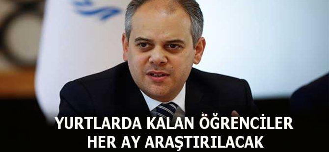 """Samsun Milletvekili Gençlik ve Spor Bakanı Kılıç Açıkladı; """" Yurtlarda Her Ay Güvenlik Soruşturması Olacak"""""""