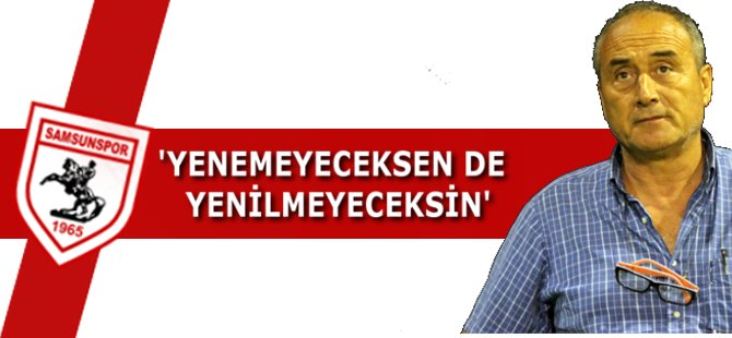 Samsunspor Futbol Şube Sorumlusu Ateş Sivasspor Maçını Değerlendirdi