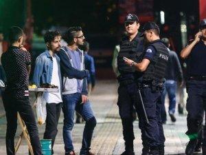 Ankara'da 8500 Polisle 'Huzur Operasyonu'