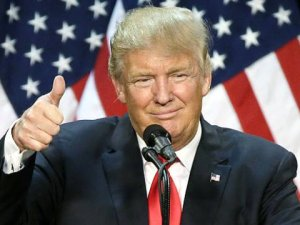 "Trump: ""Putin, Obama'dan Daha İyi Bir Lider"""