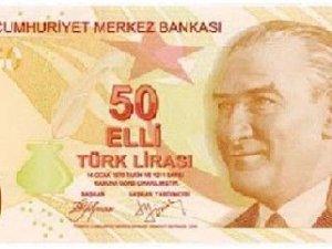 Türk Lirası' ndaki FETÖ Simgesi
