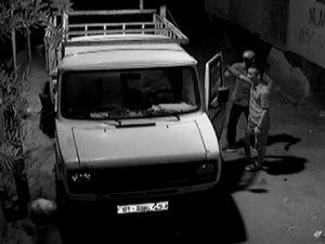 Adana'da Güle Oynaya Hırsızlık