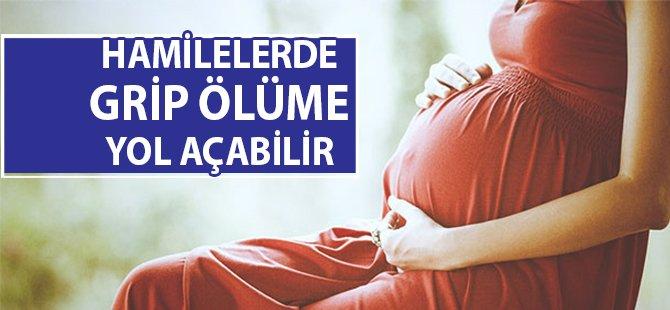 Hamilelerde Grip Ölüme Yol Açabilir