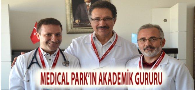 Medıcal Park Samsun Hastanesi Akademik Çalışmalarda Öncü