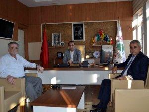 SADEF'ten Başkan Kılağuz'a Davetiye