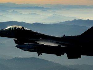 Kuzey Irak'a Düzenlenen Hava Harekatında 29 Terörist Öldürüldü
