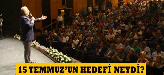 """AK Parti İstanbul Milletvekili Külünk: """"15 Temmuz'un Hedefi Cumhurbaşkanı Erdoğan'ı Şehit Etmekti"""""""