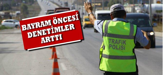 Samsun'da Bayram Öncesi Denetimler Arttı