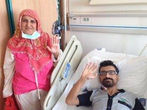 Antalya'da Bir Anne Oğluna Böbreğini Hediye Etti