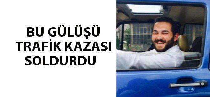 Samsun'da Takla Atan Otomobilin Sürücüsü Hayatını Kaybetti