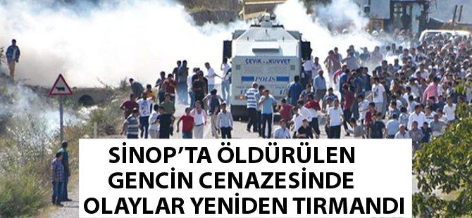 Sinop'taki Gerginlik Yeniden Tırmandı