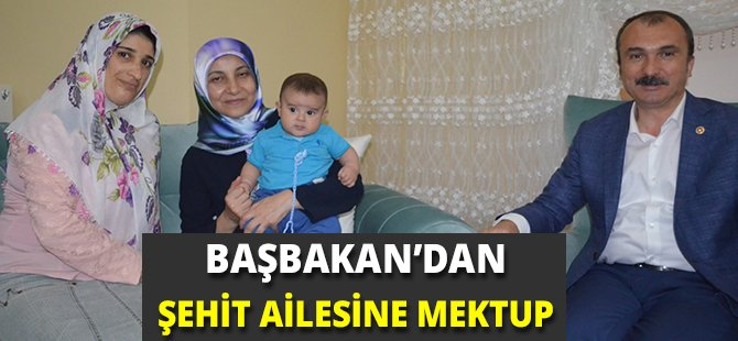 AK Parti Samsun Milletvekili Kırcalı Şehit Nuh Özdemir'in Ailesini Ziyaret Etti