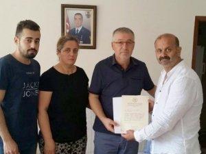Şehidin Ailesine Başbakandan Mektup