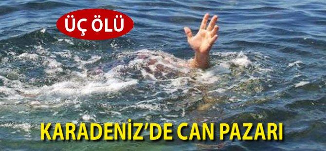 Karadeniz'de Can Pazarı: 3 Ölü, 1 Kişinin Durumu Ağır