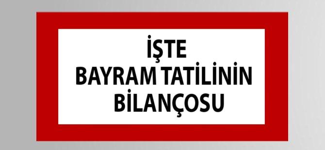 Kurban Bayram Tatilinin 6 Gününde Kaza Bilançosu: 49 Ölü, 235 Yaralı