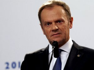 Tusk: İngiltere'nin AB'den Ayrılma Süreci 2017 Başlarında Başlayabilir