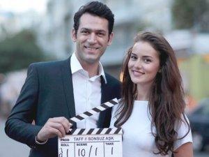 'Sonsuz Aşk' Filminin Çekimleri Başladı