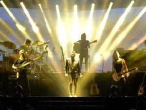 Megastar Tarkan Expo 2016'yı İkinci Kez Salladı